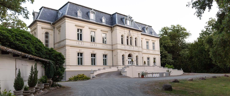 Hochzeit auf Schloss Schönfeld